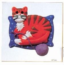 6pc Puzzle - Cat