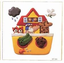 6pc Puzzle - Noah