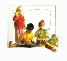 Jigsaw Drum