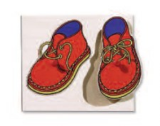 Puzzle - Shoe