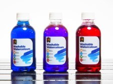 Water Colour Paint - 250ml Blu