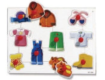 Puzzle - Clothes