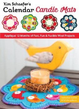 Kim Schaefer's Calendar Mats