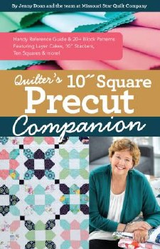 Quilters 10in Square Precut Co