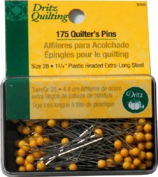 "Pins - 1 3/4"" Quilting Pins"