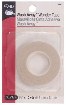 Wash-Away Wonder Tape