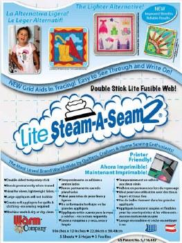 Steam a Seam II Lite Package