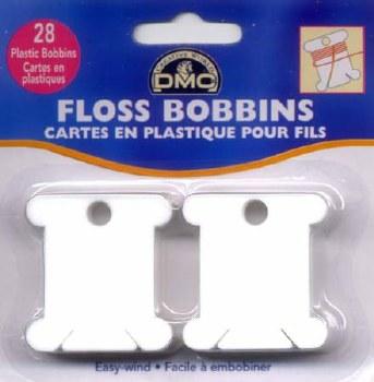 Plastic Bobbins for Floss