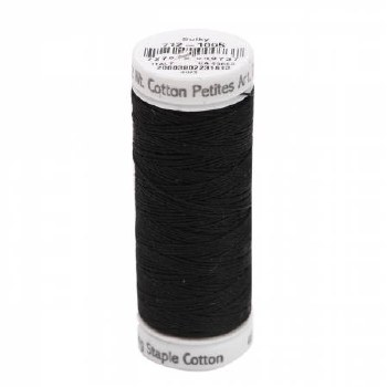 Cotton Petites Sulky Black