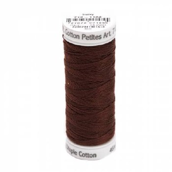 Cotton Petites Sulky Chocolate