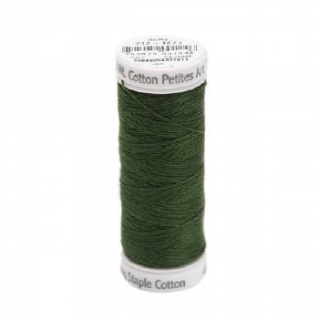 Cotton Petites Sulky Evergreen