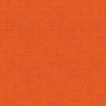 Linen Look Texture Orange