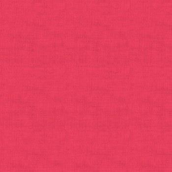 Linen Look Texture Hot Pink
