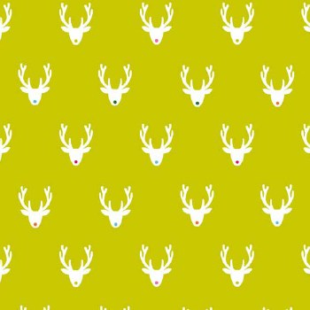 Joyeux Reindeer Green