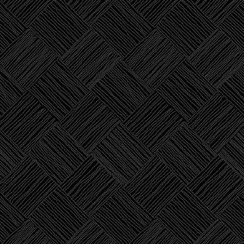 Century Black on Black Weave