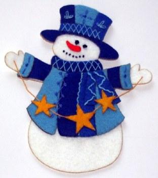Winslow Snowman Kit