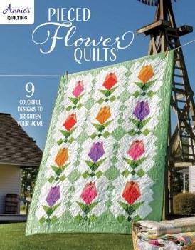Pieced Flower Quilts