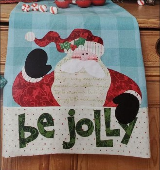 Be Jolly Towel Fabric Pack