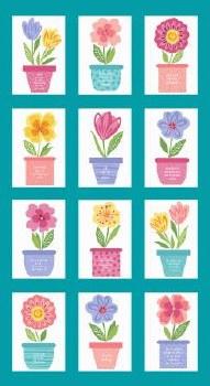 Full Bloom Panel
