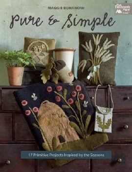 Pure and Simple Book