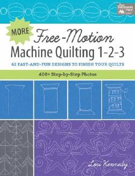 More Free-Motion Machine Quilt