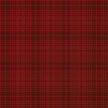 Another Moose Plaid Berry