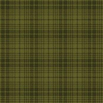 Another Moose Plaid Green