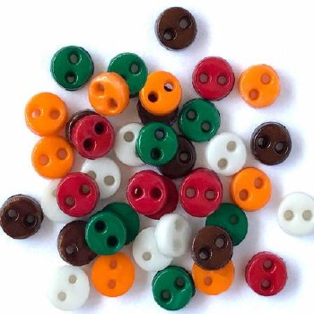 Buttons - Micros Harvest 1/8