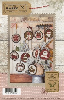 10 Holiday Penny Ornaments