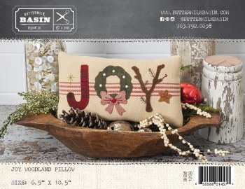 Joy Woodland Pillow Kit