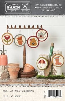 Grow and Bloom Ornaments