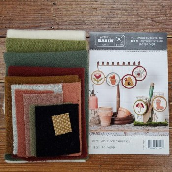 Grow and Bloom Ornaments Kit
