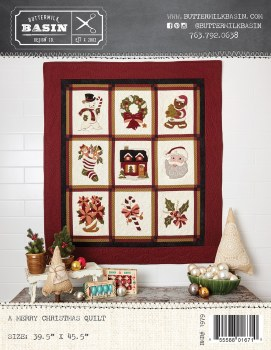 A Merry Christmas Quilt