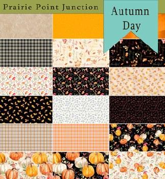 Autumn Day 18 Fat 1/4's