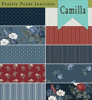 Camilla 10 Fat 1/4's