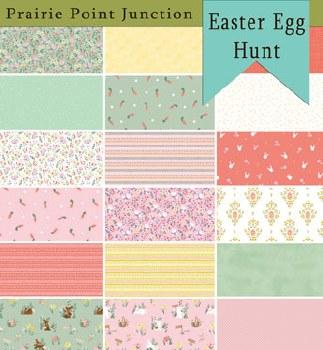 Easter Egg Hunt 16 Fat 1/4's
