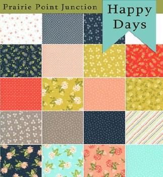 Happy Days 20 Fat 1/4's