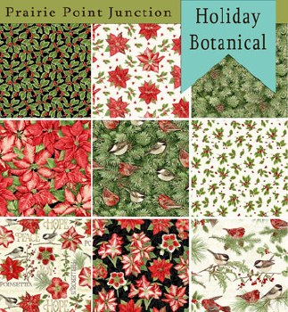 Holiday Botanic 9 Fat 1/4s