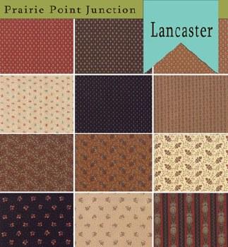 Lancaster 12 Fat 1/4s