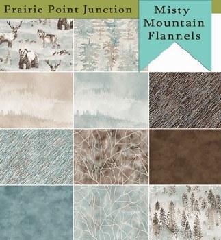 Misty Mountain 11 Fat 1/4s
