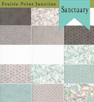 Sanctuary 14 Fat Quarters