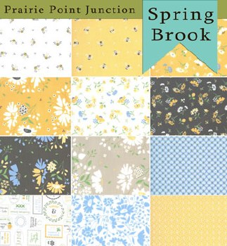 Spring Brook 12 Fat Quarters