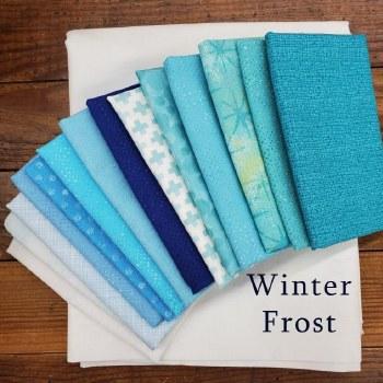 Winter Frost 14 FQ Bundle