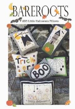 Little Halloween Pillows