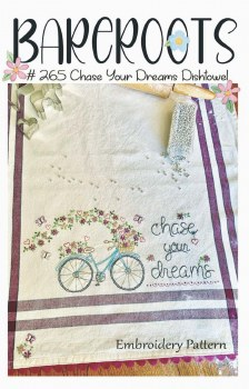 Chase Your Dreams Dishtowel