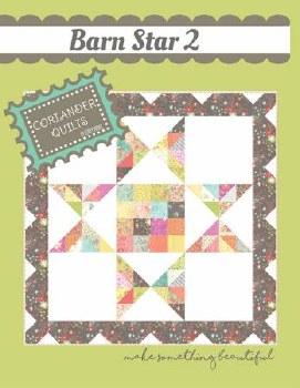 Barn Star 2 Pattern