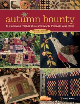 Autumn Bounty Book