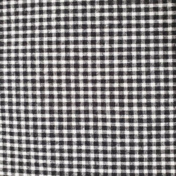 Aunt Polly's Plaid Small BlkWh