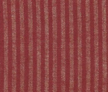 Chatsworth Cabin Stripe Red