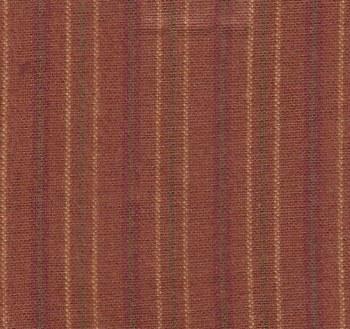 Hickory Ridge Stripe Orange